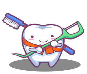 歯 歯ブラシフロス